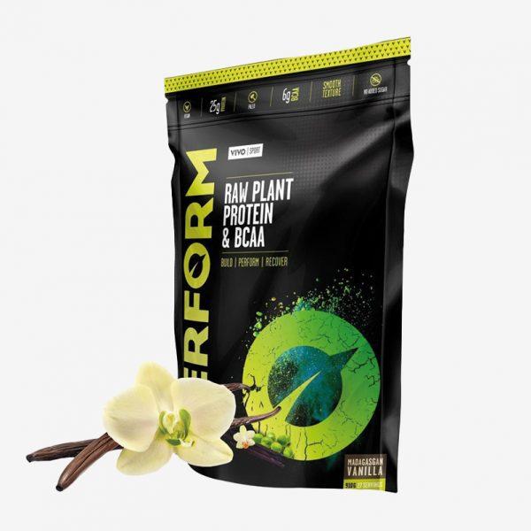 Vivolife Perform veganske beljakovine - Vanilija
