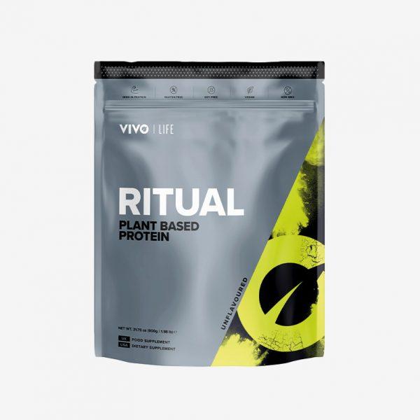 Vivolife Ritual veganske beljakovine - Naravni okus