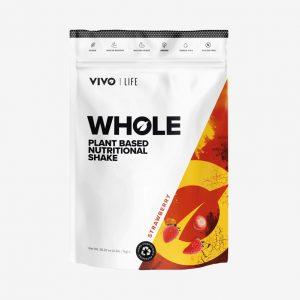 Vivolife veganske beljakovine Whole - Jagoda