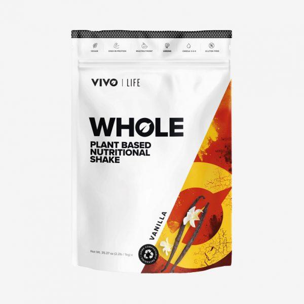 Vivolife veganske beljakovine Whole - Vanilija