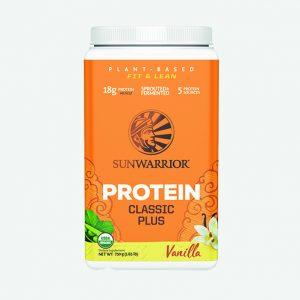 Sunwarrior veganske beljakovine Classic Plus - Vanilija