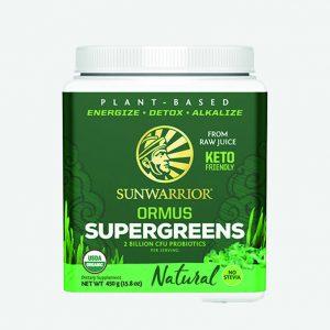 sunwarrior ormus greens